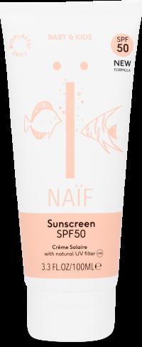 Naif Sunscreen SPF50